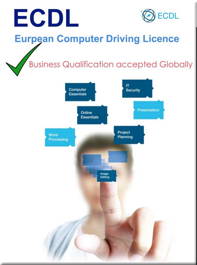ecdl licence copy