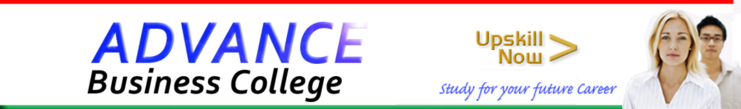 advance business college